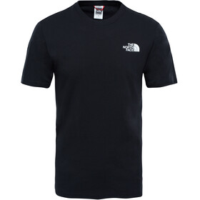 The North Face Redbox S/S Tee Men TNF black